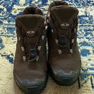Salomon Water Resistant Advanced Chassis Hiker